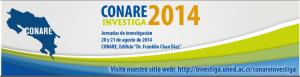 CONARE Investiga 2014