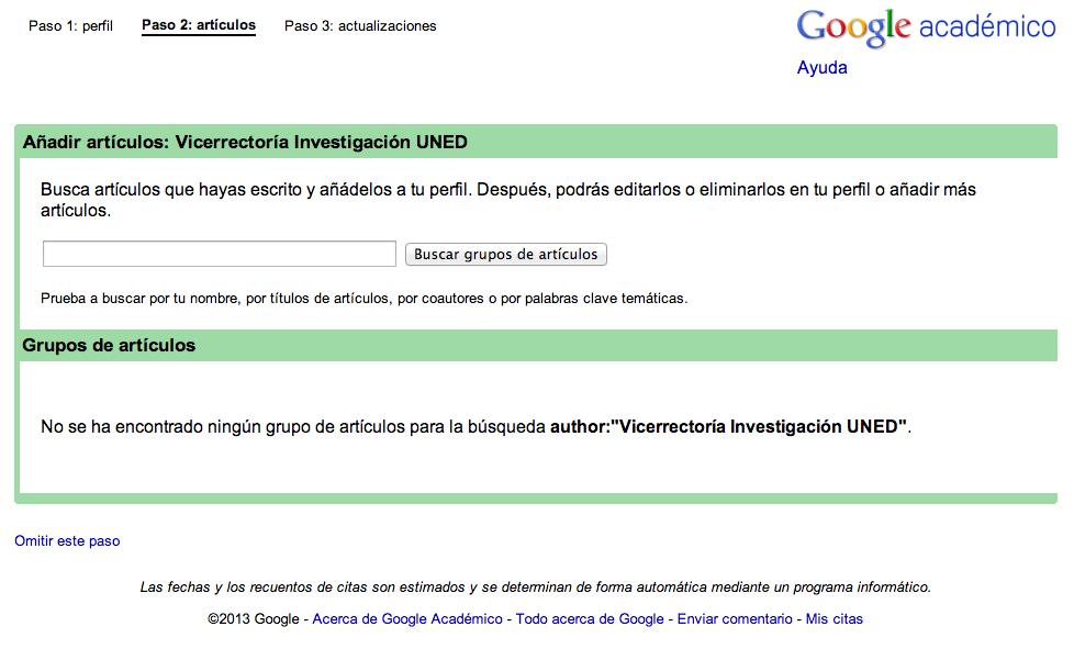 Paso 2 Google Scholar