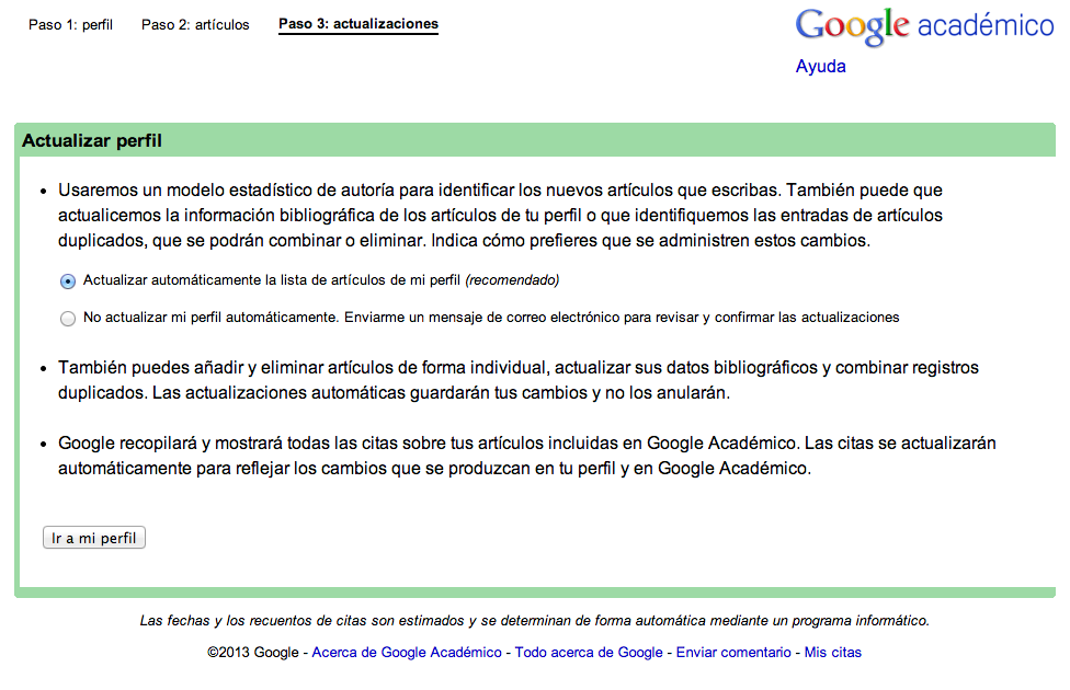 Paso 3 Google Scholar