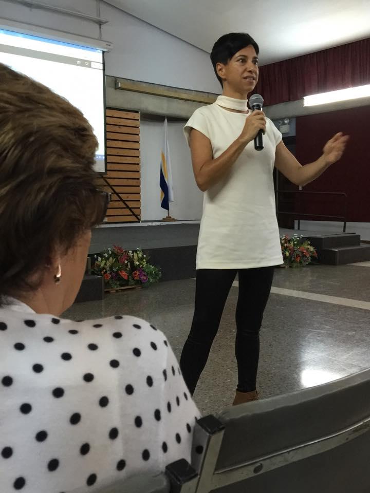 Lizette Brenes Bonilla, vicerrectora de investigación, UNED
